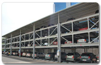 Multi - Stage Car Parking System